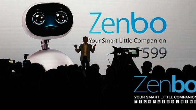 zenbo announcement computex